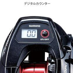 [シマノ]シマノ炎月CT101PG(左ハンドルジギングリール)