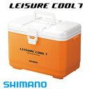 シマノ 小型クーラーボックス レジャークール7 LC-007...