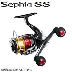 [シマノ]シマノ(SHIMANO)15セフィアSSC3000HGSDH(エギングリール)