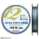 ダイワ UVFソルティガS12B EX+Si 2号300m (PEライン)