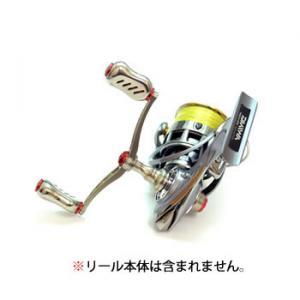 メガテックリブレウイングダブルハンドルフィーノ100mm(シマノS2)WD100-FIS2