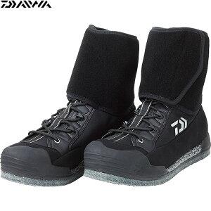ダイワ フィッシングシューズ ブラック DS-2550C (鮎タビ)