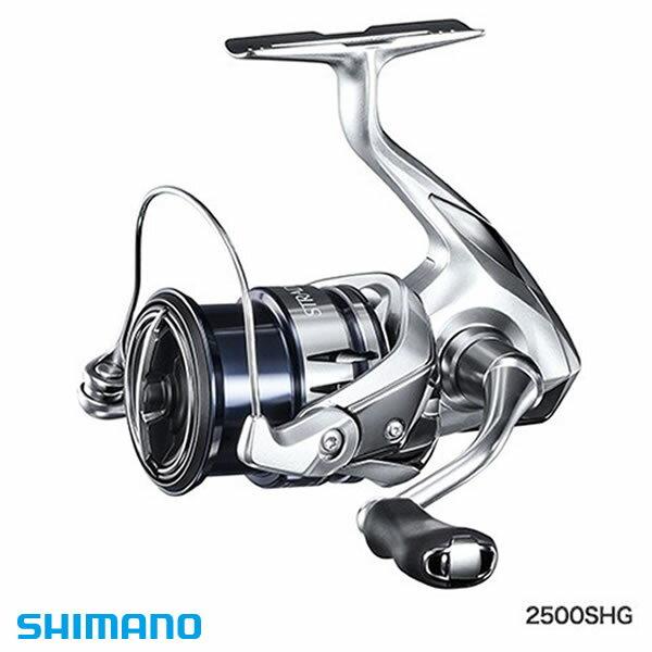 シマノ19ストラディック2500SHG(スピニングリール)
