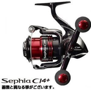 シマノ (SHIMANO) 12 セフィアCI4+C3000HGSDH (エギング リール)シマノ (SHIMANO) 12 セフィア...