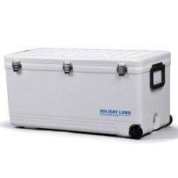 [お買得品]お買得品伸和ホリデーランドクーラーCBX-48Lホワイト(W)大型クーラーボックス