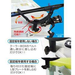 [タカ産業]タカ産業クーラーBOX竿掛SPT-133