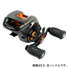 ダイワ(Daiwa)スティーズSV 6.3L 左ハンドル