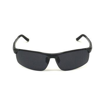 simPLEISURE スポーツサングラス UV400 紫外線99.9%カット 偏光率99%以上 アウトドア 釣り キャンプ 車の運転 持ち運び 収納ケース