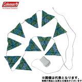 【コールマン】ガーランドストリングライト(フォリッジ/ブルー)(2000022287)