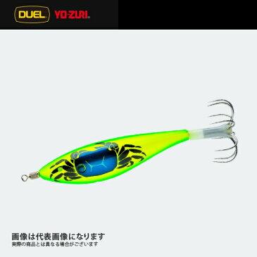 【デュエル】タコやん 船スッテ E1361 M 09 CLKI チャートカニ タコの船釣りに最適
