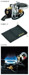 【SOTO】シングルバーナー3200kcal/h(ST-301)