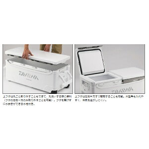 【ダイワ】トランク大将ブラックSU−4000X