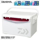 【ダイワ】クールライン アルファ GU−2000 ホワイト×レッド ★抗菌カッティングボードMをプレゼント!