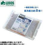 【ロゴス】氷点下パックGT-16℃ソフト900g(81660607)