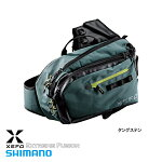 【シマノ】ゼフォー[XEFO]ライトソルトスリングショルダーバッグ[BS-224P]タングステン