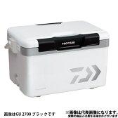 【ダイワ】プロバイザー HD GU 1600X ブラッククーラーボックス ダイワ