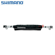 シマノVF−052Kラフトエアジャケットブラック釣りライフジャケット自動膨張国土交通省型式承認品TypeA