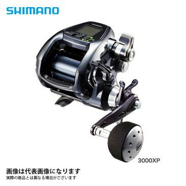 17 フォースマスター 3000XP ライン無し シマノ 電動リール