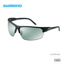 【シマノ】フィッシンググラスPC[HG-078L]マットブラックS