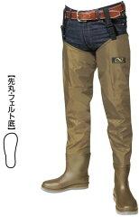 阪神素地 ヒップウェーダー (先丸・フェルト底) W-77