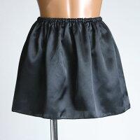 透けないペチスカート