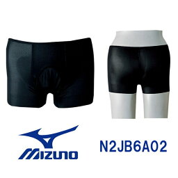 【N2JB6A02】MIZUNO(ミズノ) メンズ スイムサポーター(トランクスタイプ)[水泳用/男性用インナー/スイミング]