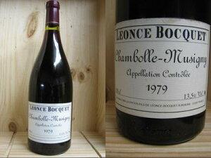 1500ml[1979] シャンボール・ミュジニー (レオンス・ボッケ)1500mlChambolle Musigny (Leonc...