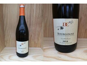 """[2010] ブルゴーニュ ブラン """"レ・ゼルブー"""" (ミシェル・カイヨ) Bourgogne Blanc """"Les Herbeux""""( Michel Caillot)"""