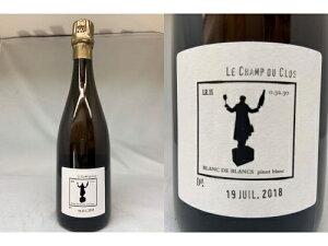 "[NV] デュフール ""ル・シャン・デュ・クロ"" ブラン・ド・ブラン ブリュット・ナチュール 【NVSC】Dufour Le Champs du Clos Blanc de Blancs Brut Nature"