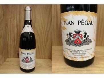 [NV] プラン・ペゴー ルージュ Plan Pegau Rouge