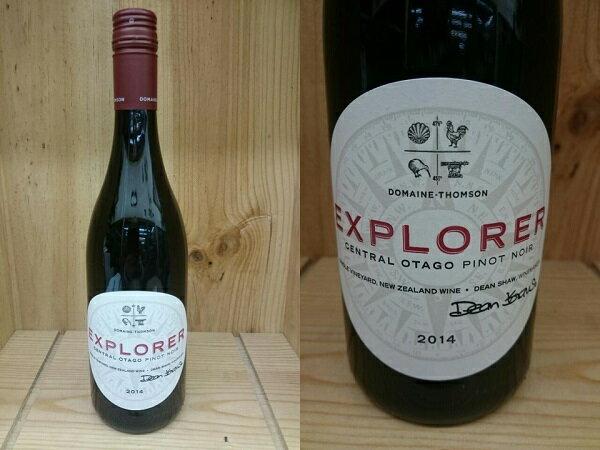 ワイン, 赤ワイン 52014 () EXPLORER Pinot Noir Domaine Thomson