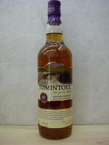 トミントゥール 10年 700mlTOMINTOUL 10Years 700ml