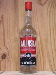 カリンスカ インペリアル ウォッカ 37.5% KALINSKA IMPERIAL VODKA 37.5%