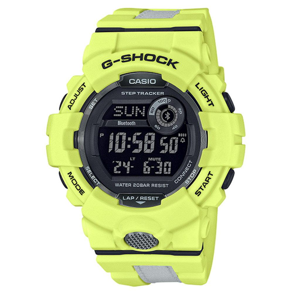 腕時計, メンズ腕時計 918-23 G-SHOCK G-SQUAD Bluetooth M GBD-800LU-9JF