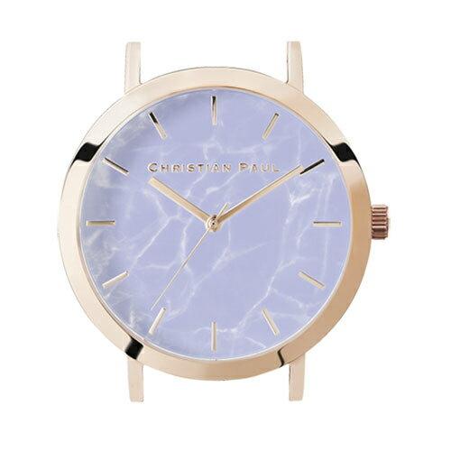 腕時計, レディース腕時計 7155 Christian Paul MARBLE 35mm L MAR-LVD-RG-35 QZ