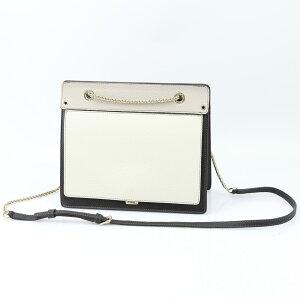 FURLA Furla单肩包LIKE S CROSSBODY BQA2-962426/OPV黑色/白色礼品包装免费