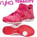 [RYKA]ライカフィットネス TENACITY 〔ピンク/ニット風〕 E1269A-M600(22.0〜26.5cm/