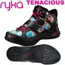 ライカ テナシオス TENACIOUS ブラック/フラワー柄(22.0〜26.5cm/レディース メンズ