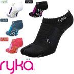 ライカ すべり止め付き足袋型ソックス 靴下(6cm丈)[RYKA]