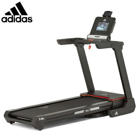 アディダス T-19x トレッドミル【配送料・組立費無料】※代引不可※ [adidas training] フィットネス トレーニング