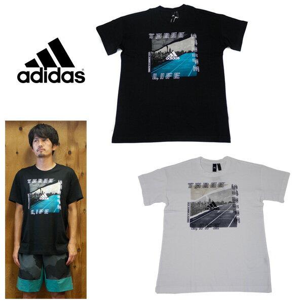 1f662abf326 [adidas] アディダス ID フォトグラフィック Tシャツ (メンズ/Mサイズ・L