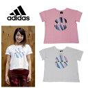 [adidas] アディダス サークル AOP Pack Tシャツ (レディース) 【1904】【数量限定商品】【当店在庫品】【メール便対応可】