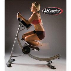 腹筋トレーニングにも、シェイプアップにも最適!Home Ab Coaster ホームアブコースター〔腹筋...
