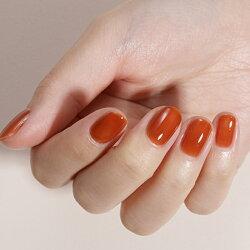 noiroノイロネイルカラーS027desertsunrise11ml爪にやさしいマニキュアセルフネイルブラウンオレンジ夏カラー夏ネイルペディキュア