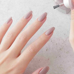 noiroノイロネイルカラーS004melancholictaupe11mlベージュブラウンオフィスペディキュアマニキュアネイルカラー爪に優しい