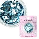 【erikonail】 ジュエリーコレクション ERI−50ライトブルー丸 2mm ホログラム 夏 ペディキュア ネイル sale