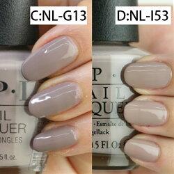 OPIインフィニットシャインネイルカラーISLF16LG13LA15