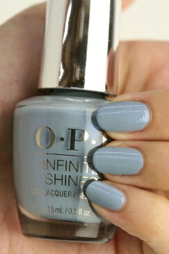 OPI INFINITE SHINE(インフィニット シャイン) IS-LI60 Check Out the Old Geysirs(Pearl)(チェック アウト ジ オールド ゲイシール) opi マニキュア カラー ポリッシュ セルフネイル 速乾ブルー 青 ライトブルー 水色 アイスブルー