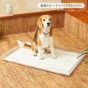犬用トイレ クリアレット ラージ(※スーパーワイドシーツ対応) 本体トレー+シーツストッパー 送料無料!※離島を除く