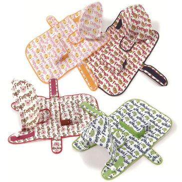 【取寄品】ワールド商事 feerique(フェリーク) 2011アニマル フード付携帯レインコート Sサイズ 【愛犬用/小型犬向け】※発送までに4日以上お時間を頂く事があります。